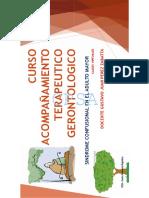 CURSO at GERONTOLOGICO Sindrome Confusional en AM - Solo Lectura e Impresion