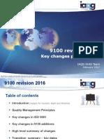 9100-2016-key-changes