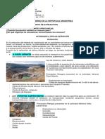 Geografía Minería Del 13 Al 17 de Noviembre