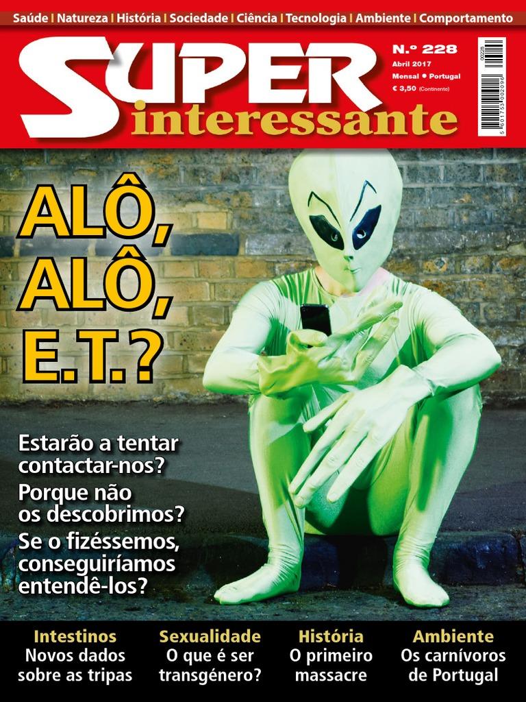 e59dd49af Super Interessante Portugal - Nº 228 Abril (2017)