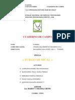 Cuaderno de Campo 1