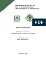 Proyecto Consultoria Arreglar