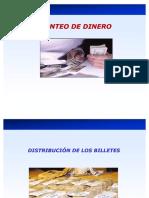 Distribucion de Los Billetes