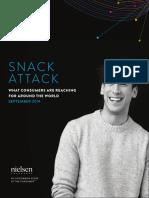 Nielsen Global Snacking Report September 2014