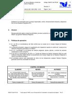 Proced. Control Operacional Rp Snest-ga-pr-06