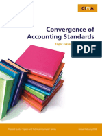 Convergence of Accounting Standards