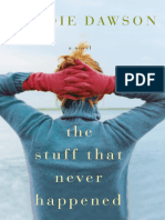The Stuff That Never Happened by Maddie Dawson - Excerpt