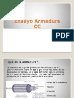 Ensayo Armadura