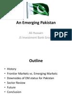 An Emerging Pakistan - Ali Hussain-2