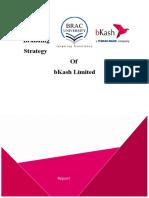 Branding Strategy of bKash, Final Report.doc