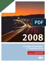 CDOT 2008 Lores