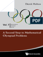 A Second Step to Mathematical Olympiad Problems Vol 7