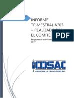INFORME TRIMESTRAL 03