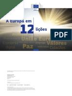 União europeia em 12 lições