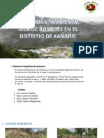 Deforestacion Del Bosque de Pandachi