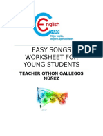 easy songs worksheet FOR YOUNG STUDENTS.docx