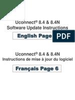 Radio Software Update Process English French 16 16 E2