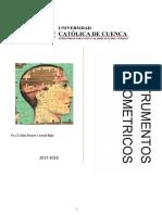 Psicometria Contenido - 2017-2018 - Copia