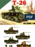 Armada 20 - Light tank T-26. part 1.pdf