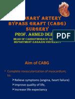 coronary artery bypass graft cabgsurgery