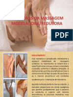 Manobras Da Massagem Modeladora