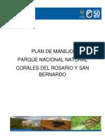 Plan de Manejo Islas
