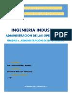 Ingenieria Industrial Administracion De