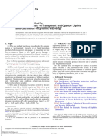 Viscosidad Cinemática - ASTM D445