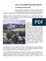 Les Tactiques de La Cavalerie Française 1805-1814
