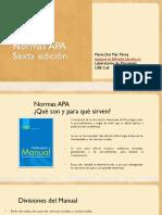 Normas APA. Estructura%2c Citación y Referencias