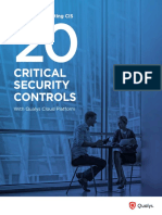 Qualys Guide Automating Cis 20 Critical Controls