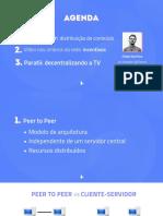 Peer to Peer, Paratii, a TV do futuro + Valuation de criptoativos