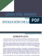 Linea Del Tiempo Evolucion de La Fisica