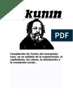 Compilado Bakunin