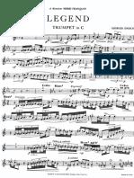 239299667 George Enescu Legend Trumpet