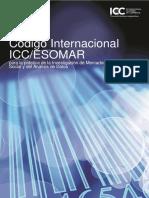 Iccesomar Code Spanish