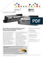 ZXP Series 7 Datasheet German