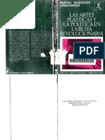 Artes Plasticas y Politica Rusa Revolucionaria_ LUNACHARSKI_VASILIEVICH_Anatoli