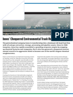 Ineos Chequered Environmental Track Record In Europe