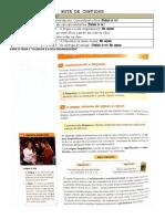 Material para estudo para a proba de Lingua Galega 3 do luns