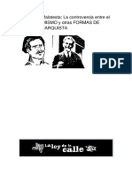 Makhno vs Malatesta