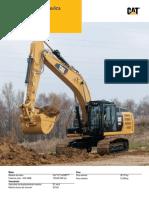 Barloworld Finanzauto Excavadora Hidraulica Excavadora Hidraulica 329e l Ln 1171902
