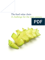 Global Food Value Chain - Deloitte POV