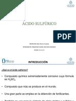 ACIDO+SULFURICO