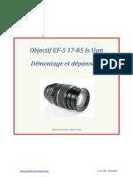 Photo Repa _ Objectif EF 17-85 Is