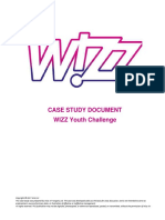 WIZZ Youth Challenge Case Study