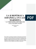 La II Republica, Un Caos Marxista _14!10!2010
