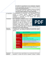 elementos pedagogico s