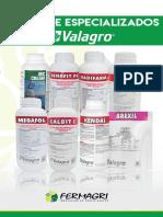 Catálogo valagro