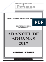 Arancel de Aduanas - DS 342-2016-EF (2) (2) (1)